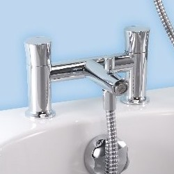 Discovery Deck Mounted Bath/Shower Mixer