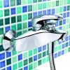 Excel Wall Mounted Bath/Shower Mixer