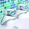 Excel bath mixer taps
