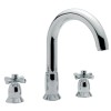 Faro 3 Hole Bath Filler